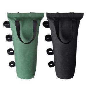 "4 Pcs 18"" Monoshock Weight Sand Bag for Pop Up Canopy Tent Gazebo Shelter Patio"