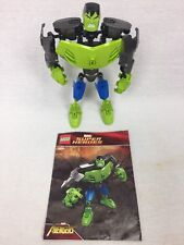 Lego Marvel Super Heores The Hulk (4530) Complete Figure w/ Manual FREE SHP