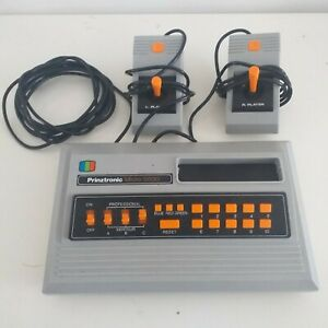 Prinztronic Micro 5500 Colour Programmable TV Game Console Spares & Repairs