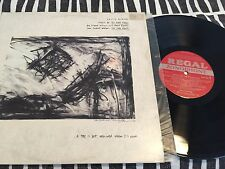 DAVID BYRNE // MUSIC FOR THE KNEE PLAYS. 1985  NM OZ  LP