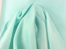 1 Yard Mint Green Crepon De Luxe Lining Fabric Material