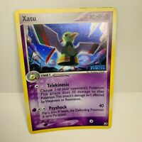 Xatu 49/115 Reverse Holo Stamped EX Unseen Forces Pokemon Card POKEBALL