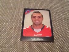 #281 Andre Moritz Mersin Idmanyurdu / Panini SuperLig 2011 2012 sticker Turkey
