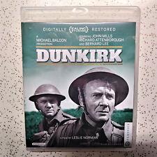 Dunkirk 1958 (2021) Blu-ray - John Mills - NEW / SEALED *Free Shipping*