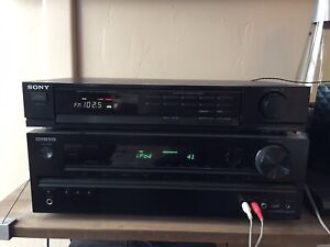 Sony ST-JX401 AM/FM Tuner