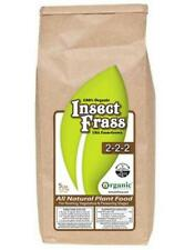 ORGANIC NUTRIENTS INSECT FRASS 5 LBS FREE POSTAGE