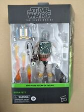 Star Wars The Black Series Boba Fett ROTJ Deluxe Return Of The Jedi IN STOCK..