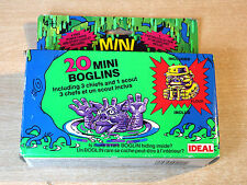 Vintage Toy - Mini Boglins by Ideal - Boxed