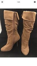 Therapy Ladies Size 7 Zip Up Boots