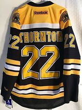 Reebok Premier NHL Jersey Boston Bruins Shawn Thornton Black sz S