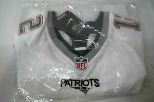 Tom Brady #12 New England Patriots Nike Jersey Medium stitched A1