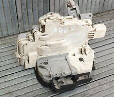 AUDI A4 B7 2004 > 2008 Driver Side Rear Door Lock Catch Mechanism 8E0839016AA