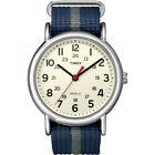 Timex Weekender&Reg; Slip-Thru Watch - Navy/Grey T2N654