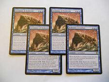 4x MTG Leviatano di Kederekt-Leviathan Magic EDH SOA Shards of Alara ITA-ING x4