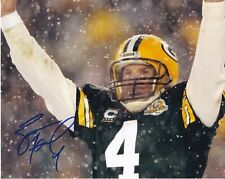 Bret Favre Green Bay Packers autographed 8x10 photograph RP