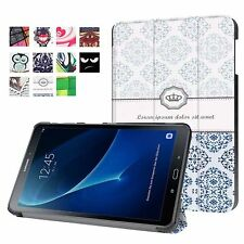 Cover für Samsung Galaxy Tab A 10.1 SM-T580 SM-T585 Hülle Tasche Flip Case Etui