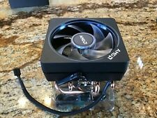 AMD AM4 Wraith Prism LED RGB Cooler 4 pin Fan 4 heatpipes p/n 712-000075 Rev: