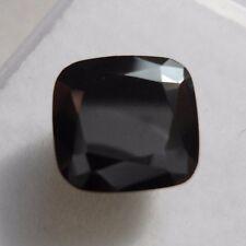 DIAMANTE CT 3.10 NATURALE TAGLIO CUSCINO BLACK MM. 9.03 X 4.58 X 8.82