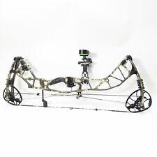 New listing Hoyt Archery Hyperforce Camo Compound Bow - Black Gold Sight, Fuse Ultra-Rest
