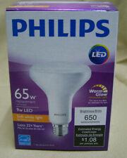 8 pcs Phillips 65w Replacement 9w Led Light Bulbs Soft White Light - 9290011555