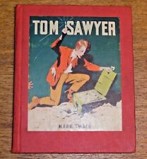1940 Adventures Of Tom Sawyer Mark Twain Book