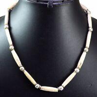 Vintage Fashion & Costume Boho Hippie Ethnic Jewelry Beads Necklace N-310