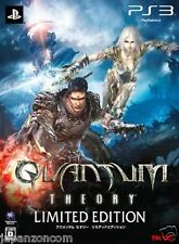 Used PS3 Quantum Theory SONY PLAYSTATION 3 JAPAN JAPANESE IMPORT