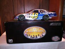 Jimmy Johnson Nascar #48 Atlanta Raced Win 2004
