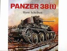 Panzerkampkwagen 38 (Schiffer Military History)