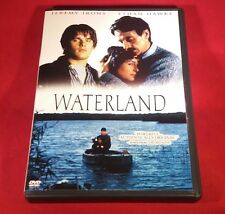 Waterland (DVD, Very Rare, Jeremy Irons, Ethan Hawke)
