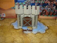Castle Fortress Door terrain Heroscape CMoN archway dwarven forge Mage knight
