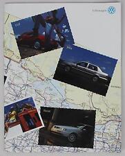 Volkswagen VW 1995 W640056011 Golf Jetta Passat Sales Brochure / Literature