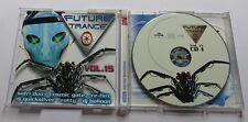 Future Trance Vol.15 - 2 CDs Safri Duo Cosmic Gate Re-Flex Ratty
