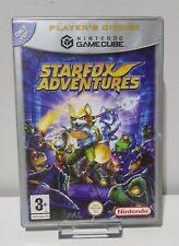 Starfox Adventures Gamecube Gc Juego Cubo Juego Emb.orig Buen Estado A2274