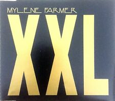 CD MAXI SINGLE MYLENE FARMER XXL RARE EDITION FRANCE COLLECTOR 1995