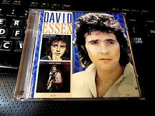 Rock On / On Tour by David Essex (2CD 2004, 2 Discs, Edsel) IMPORT