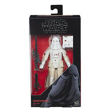 "Star Wars Hasbro W5 Black Series 6"" Rogue One #35 Snowtrooper New"
