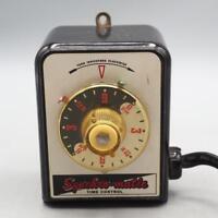 Vintage Spartus Synchro-Matic 90-100 Bakelite Time Controller