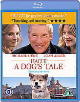 Hachi - A Dog's Tale (Blu-ray, 2010) ** NEW & SEALED - FAST UK DISPATCH *