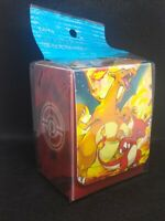 Pokemon center JAPAN - Charmander Charizard revolution Card Deck case Box