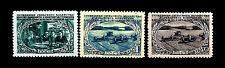 RUSSIA. Farms in Russia. 1950. Scott 1469-1471. MNH (BI#27)