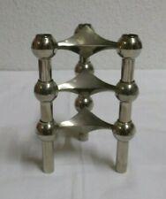 60er 70er Jahre Quist Nagel Kerzenständer Kerzenhalter 3 Stück Stecksystem 70s