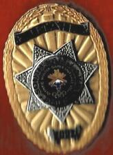 Nice 2002 Salt Lake City South Salt Lake Police Olympic Games Mark Security Pin