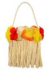 Hawaiian Handbag Purse Bag Hula Beach Hawaii Fancy Dress NEW P7378