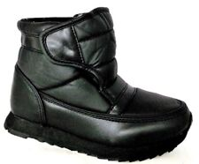 EASYLIFE LADIES BLACK ANKLE BOOT WITH GRIPPER FOR SNOW-ICE UK 7 - EUR 40