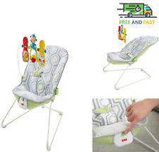 Fisher-Price Baby's Bouncer Geo Meadow- Free Shipping