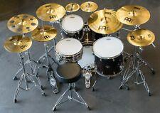 MEINL Cymbals HCS-SCS1 Beckenset Inhalt: 9 Becken