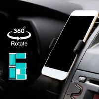 360°Rotation Universal Car Phone Holder Air Vent Mount Stand.For Smartphone GPS