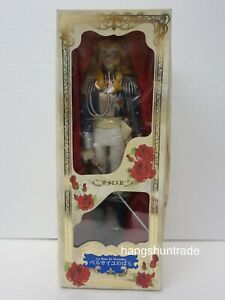 "Bigben The La Rose of de Versailles Lady Oscar PVC Painted 16"" Figure"