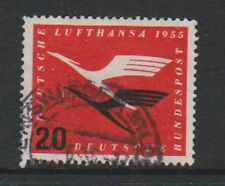 Germany (West) - 1955, 20pf Airways stamp - G/U - SG 1134